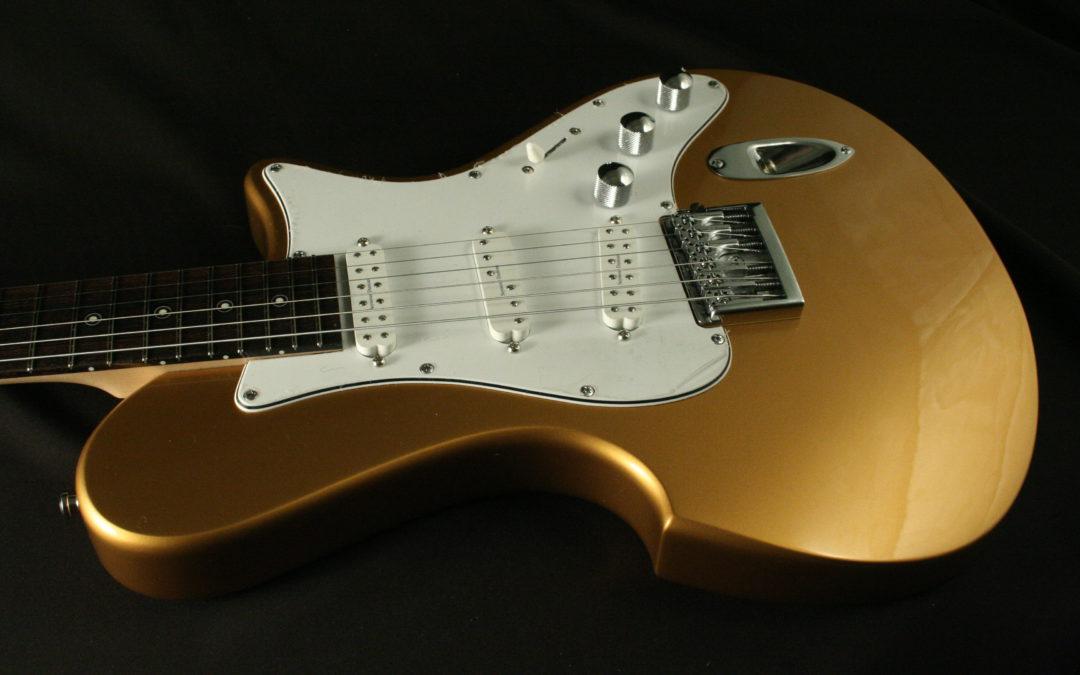 Gold Caster (sold)